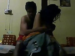 Indian sex video of married bhabhi with her man boobs sucked and fucked